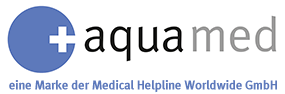 aquamed logo de