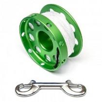 30m Safety Spool grün