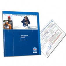 PADI Rescue Manual + Taf.