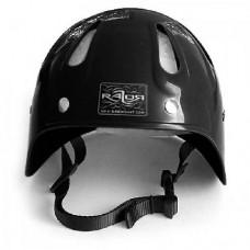 Razor Sidemount Helm schwarz