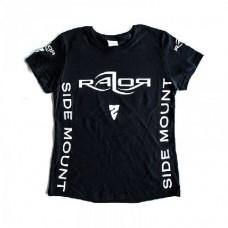 Damen Razor T-Shirt Gr S-XL